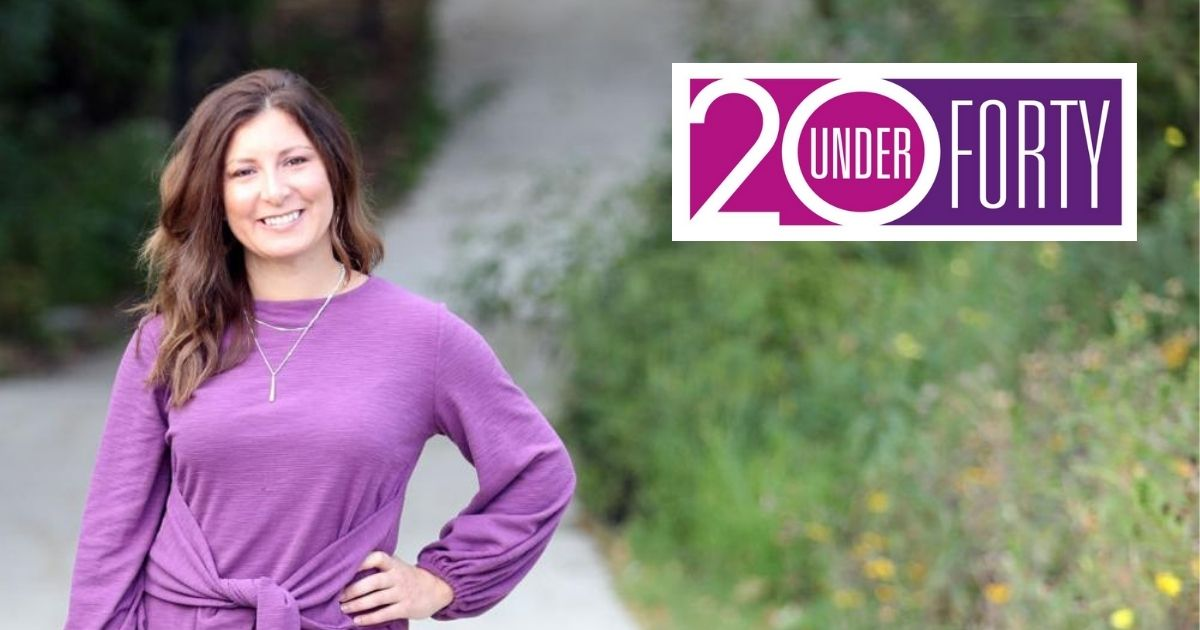 20 Under 40: Lindsey Newcomb