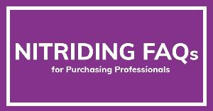 Nitriding FAQs for Purchasing Professionals