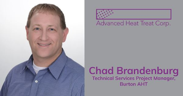 Meet Chad Brandenburg