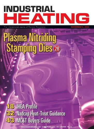 Industrial Heating November 2020 Issue