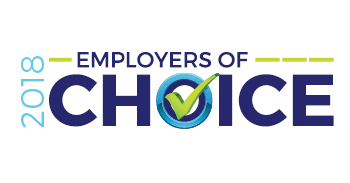AHT Named 2018 Employer of Choice