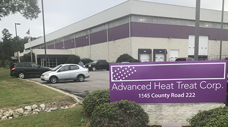Referred to as the Best Heat Treat Company in Alabama by Its Employees