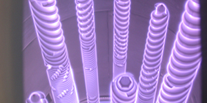Enhancing Plastic Extruder Screws' Performance with Ion/Plasma and Gas Nitriding