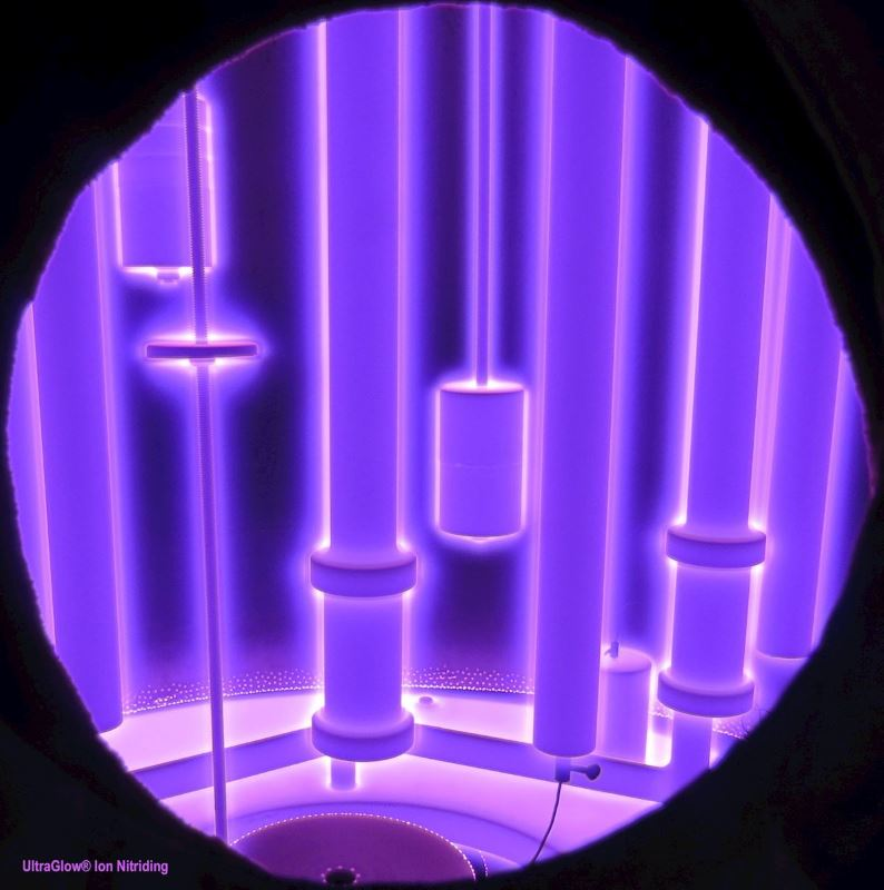 UltraGlow Nitriding and Nitrocarburizing