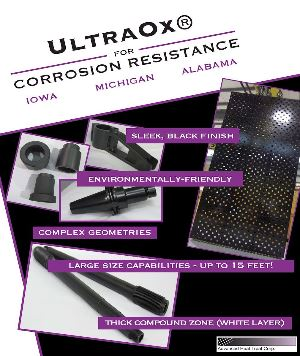 UltraOx Brochure Front Page
